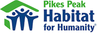Pikes Peak Habitat for Humanity logo